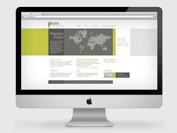 ineder / web design