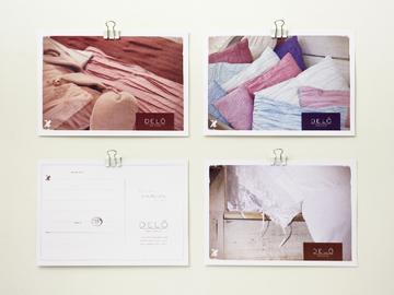 Delö / postcards